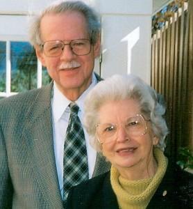 Maver and Vanita Gibss, October 2001